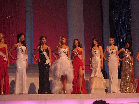 Miss Universe 2006 - Pageant Beauties